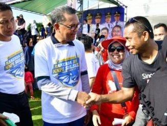 Soal Corona, Gubernur Sulsel Minta Masyarakat Tidak Panik dan Borong Bahan Pangan