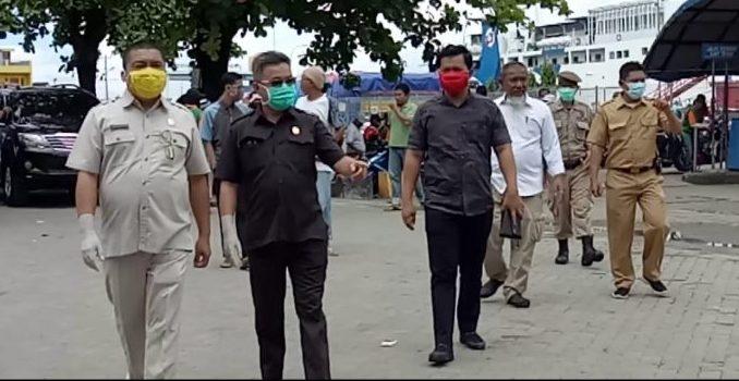 Sidak ke Pelabuhan, DPRD Parepare Kesal dengan Pelindo IV