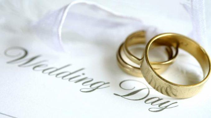 ilustrasi nikah