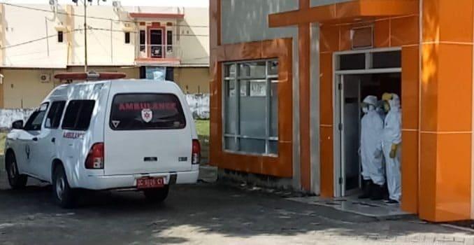 Seorang PDP Corona Asal Pinrang Meninggal di RS Andi Makkasau