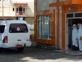 Tenang, Penanganan Jenazah PDP Asal Sidrap di RSUD Andi Makkasau Parepare Sesuai Standar