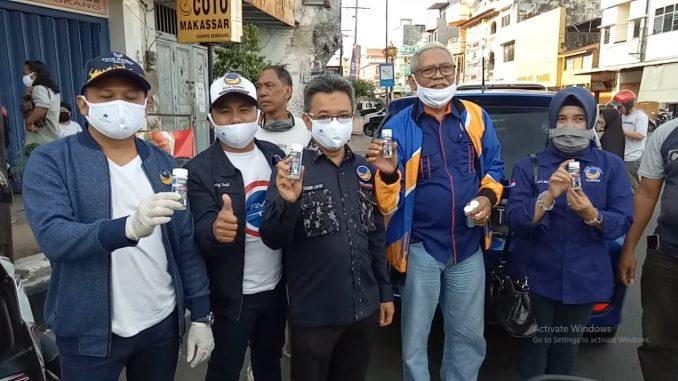 Fraksi NasDem Dorong Anggaran Perjalanan Dinas DPRD Parepare Dialihkan ke Penanganan Covid-19