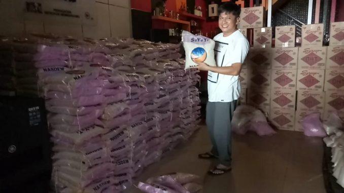 Suyuti Siapkan Ratusan Paket Sembako, Bakal Dibagikan Awal Ramadan