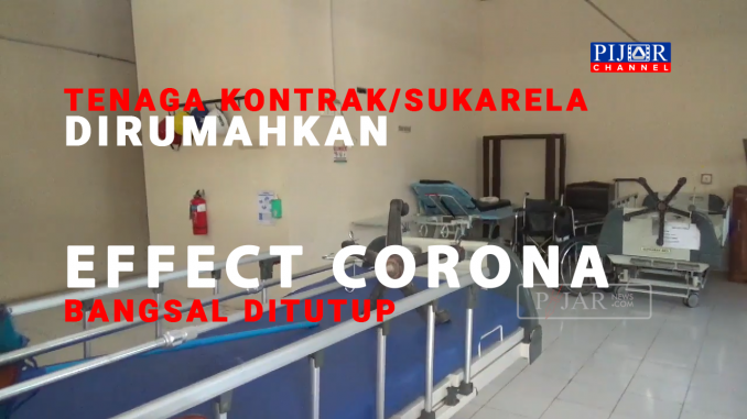 Efek Corona Pinrang