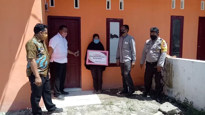 Perjuangan Berbuah Manis, Mualaf di Parepare Terima Rumah Tipe 60 dari Apersi Sulsel
