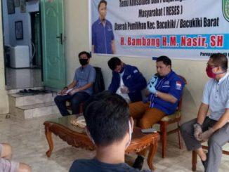 Cegah Corona, Bambang Nasir Ajak Warga Patuhi Anjuran Pemerintah