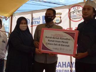 Kisah Nabi Ibrahim Jadi Ispirasi Anggota Apersi Sulsel Ini Wakafkan Empat Unit Rumahnya