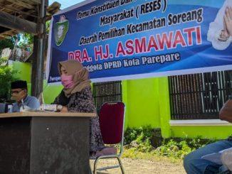 Hari Kedua Reses, Asmawati Jaring Empat Aspirasi Warga Soreang