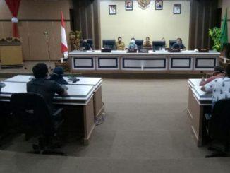 Beranggotakan 10 Orang, DPRD Parepare Bentuk Tim Pengawas Penanganan Covid-19