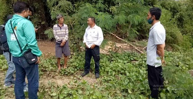 Komisi III DPRD Parepare Inspeksi ke Pabrik Batu yang Limbahnya Cemari Sungai