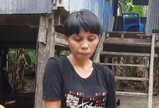 Miris, Janda Satu Anak di Barru Ini Tak Pernah Dapat Bantuan Selama Pandemi