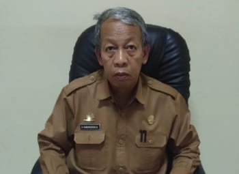 Kepala Kemenag Enrekang, H. Kamaruddin