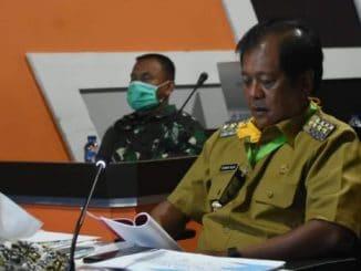 Bupati Soppeng Kaswadi Razak Paparkan Strategi Tangani Covid-19 di Acara Strong Leadership