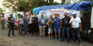 DPD Apersi Sulsel Salurkan Langsung Bantuan Korban Banjir ke Lutra