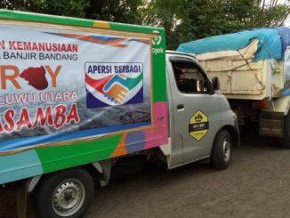 DPD Apersi Sulsel Berbagi, Himpun 22 Item Bantuan Senilai Rp65 Juta untuk Lutra