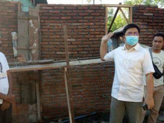 Anggota DPR RI Muh Aras Berkunjung di Parepare, Kawal Program Bedah Rumah dan Kotaku