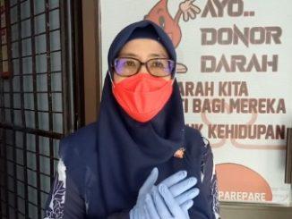 Direktur UUD PMI Parepare Sebut Donor Darah Saat Pandemi Ini Justru Tingkatkan Imun