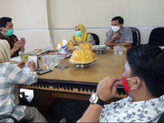 Komisi II DPRD Parepare Panggil BPJamsostek Bahas Bantuan Subsidi Upah Bagi Tenaga Kerja