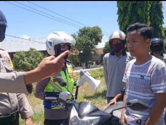 Tak Pakai Masker, Warga Mattombong Pinrang Disanksi Hafal Pancasila dan Surah Al Fatihah