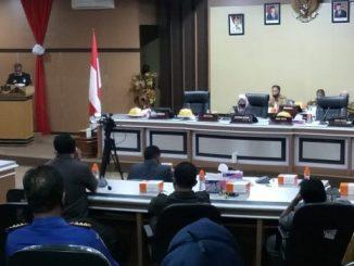 Fraksi DPRD Parepare Tanggapi Pendapat Wali Kota atas Tiga Ranperda Inisiatif
