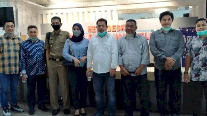 Penyempurnaan Ranperda, Komisi III DPRD Parepare Berkunjung ke Barru Pelajari MPP
