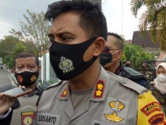 Kapolres Beberkan Penyebab Ricuhnya Demo Penolakan UU Cipta Kerja di Parepare