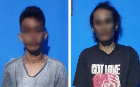 Boncengan Hendak Menuju Enrekang, Dua Pemuda Asal Pinrang Dibekuk Polisi
