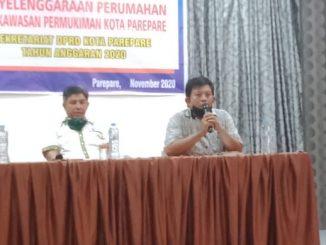 Legislator PKB Parepare Sosialisasikan Perda Perumahan, Jawab Keluhan Warga Soal Bedah Rumah