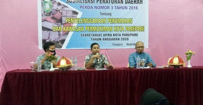 Sosialisasikan Perda Kawasan Permukiman, TSM Edukasi Warga Pentingnya IMB