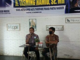 Jaring Aspirasi, Tasming Hamid Prioritaskan Bantuan yang Berdampak Langsung ke Warga