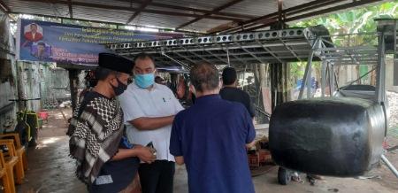 Prof Dr Ir H Nasaruddin Salam, MT