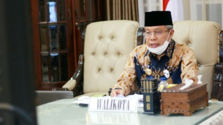 HM Taufan Pawe, Wali Kota Parepare. --ist--