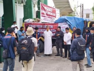 Relawan Gempa Sulbar