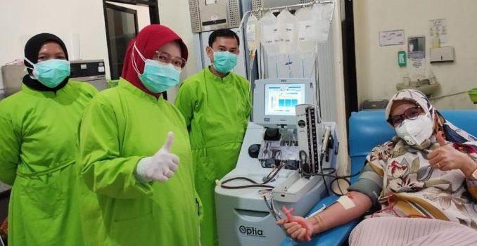 Alat Apheresis Hadir di RS Andi Makkasau Parepare, Bisa Terapi Covid-19
