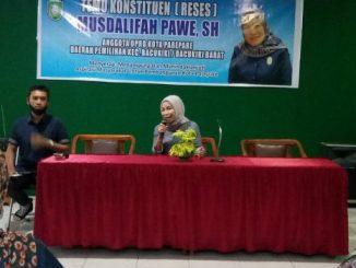 Warga Pertanyakan Layanan Kesehatan Keliling ke Legislator PAN Parepare Musdalifah Pawe