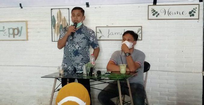 Legislator NasDem Tasming Hamid Komitmen Perjuangkan Aspirasi Warga Soal Pembatasan Jam Malam