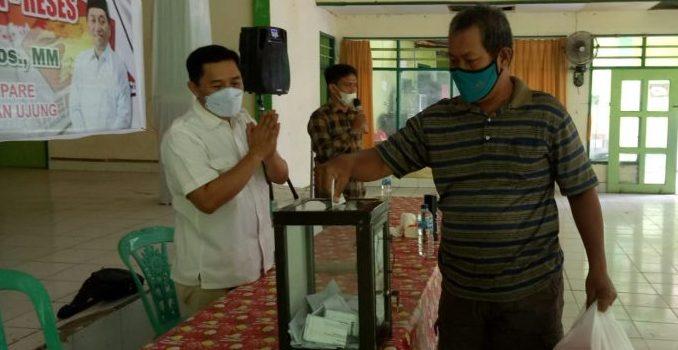 Jaring Aspirasi Warga, Kamaluddin Kadir : Meski Ditulis Tangan, Pasti Diperjuangkan