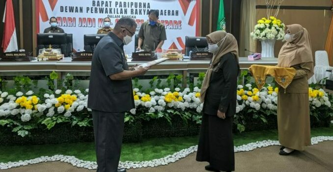 DPRD Parepare Siap Bahas Ranperda Penyelenggaraan Pendidikan