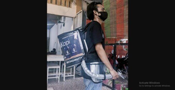 Tangkikopi Ala Jonsong Coffee, Solusi Ngopi di Tengah Pandemi