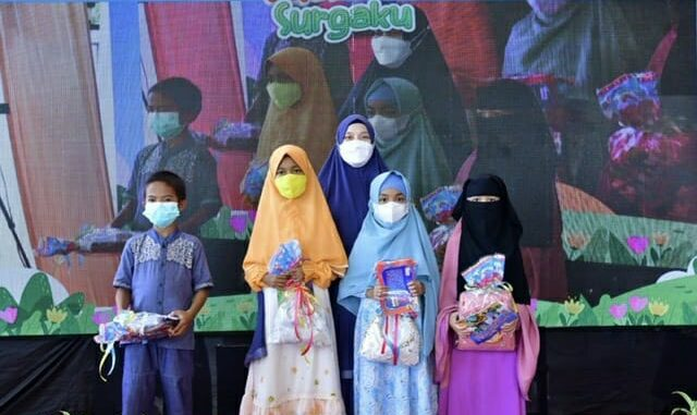 Sambut Ramadan, Andalan Mengaji Gelar Kajian Online Anak