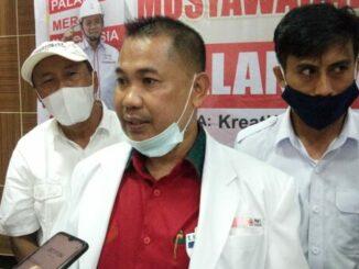H Surianto Paparkan Targetnya Pimpin PMI Parepare